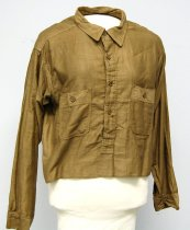 Image of 7758-9 - Shirt, Military, USA, Army, World War I