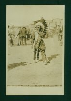 Image of Sioux Indian Boy