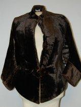 Image of 9960-48 - Coat; W/Standup Collar