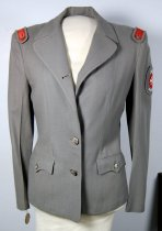 Image of 9234-7 - Jacket, Cadet Nurse, Military, World War II, Nancy Green