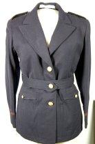 Image of 9605-1-(3) - Jacket, USA, Army, World War II, Marie E. Knickhehm
