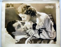 """Image of 11099-2 - Photo, Robert Taylor & Janet Gaynor; """"Small Town Girl"""" Movie Promotional"""