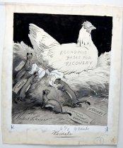 "Image of 12523-10 - Cartoon; Herbert Johnson; ""Weasels"""