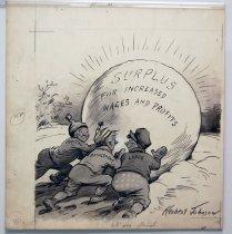 Image of 12523-105 - Cartoon; Herbert Johnson; No Caption
