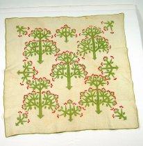 "Image of 13212-1 - ""Cherry Tree Quilt"", Estell, Nancy E."