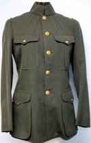 Image of 11120-1 - Jacket, Usn, Student Flight Officer; WWI, W/Pants 11120-2