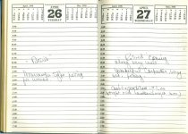 Image of RG4121.AM.S2.F2 DIARY 27