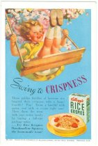 Image of 10953-45 - Card, Trade; Kellogg's, Rice Krispies