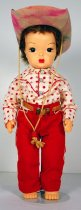Image of 13244-152-(1-5) - Doll, Jerri Lee, Cowboy, Red Outfit