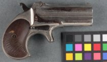 Image of 8241-470 - Pistol, Cartridge, Remington and Sons, Model 95 Double Deringer, Model 3