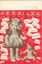 Image of 13244-373 - Magazine, Terri Lee, Heart Fund Edition, Valentine