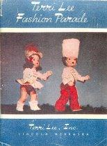 Image of 13244-406 - Catalog, Terri Lee Fashion Parade