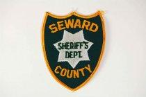 Image of 13259-129 - Patch, Law Enforcement, Sheriff, Seward County