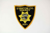 Image of 13259-132 - Patch, Law Enforcement, Sheriff, Stanton County