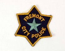 Image of 13259-20 - Patch, Law Enforcement, Police, Fremont