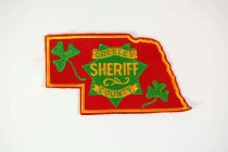 Image of 13259-99 - Patch, Law Enforcement, Sheriff, Greeley County