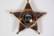 Image of 13259-211 - Badge, Law Enforcement, Fillmore Deputy Sheriff