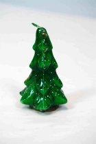 Image of 13274-6 - Candle, Christmas Tree, Gurley Novelty Co.