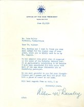 Image of RG4121.AM.S1.SS1.F6. Vice President Letter June 23, 1950