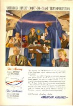 Image of 11055-3001 - Advertisement, American Airlines, John Falter