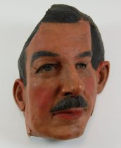 Image of 13289-10 - Portrait Mask, Grover Whalen; Made by Doane Powell