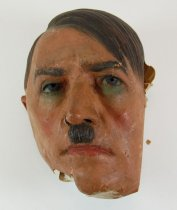 Image of 13289-11 - Portrait Mask, Adolf Hitler; Made by Doane Powell