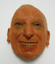Image of 13289-17 - Portrait Mask, Alfred Sloan; Made by Doane Powell