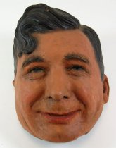 Image of 13289-22 - Portrait Mask, Wendell Wilkie; Made by Doane Powell