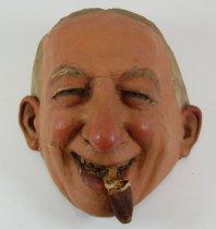 Image of 13289-29 - Portrait Mask, Al Smith; Made by Doane Powell