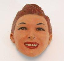Image of 13289-31 - Portrait Mask, Glenda Farrell; Made by Doane Powell