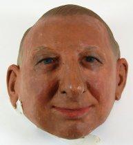 Image of 13289-34 - Portrait Mask, Noel Coward; Made by Doane Powell