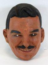 Image of 13289-37 - Portrait Mask, Thomas Dewey; Made by Doane Powell
