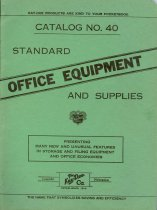 Image of 11167-1 - Catalog, Office Equipment, Kay-Dee Co.; Lincoln, NE
