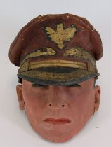Image of 13289-12 - Portrait Mask, General MacArthur; Made by Doane Powell