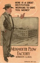 Image of 13000-4203 - Catalog with Envelope, Monmouth Plow Factory