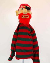Image of 13297-24 - Puppet, Shiver McTimbers