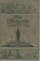Image of 11668-1-(2) - Book; Book on Nebraska Capitol, 1926