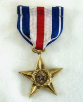 Image of 6090-10-(1) - Medal, USA, Silver Star