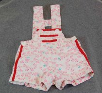 Image of 13226-10 - Sunsuit; Child's, made by Susie DeKlotz