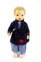 Image of 13244-214-(1-6) - Doll, Jerri Lee, Pajamas