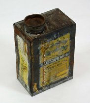 Image of 13316-1 - Can; Autograph pure oil, Western Glass & Paint Company