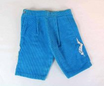 Image of 13244-614 - Clothing, Doll, Terri Lee, Light Blue Corduroy Pants