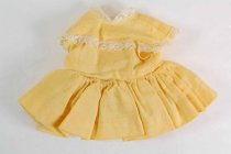 Image of 13244-691 - Clothing, Doll, Tiny Terri Lee, Yellow Dress