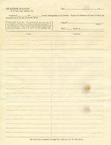 Image of 13338-43 - Form, Order; The Kourier Magazine