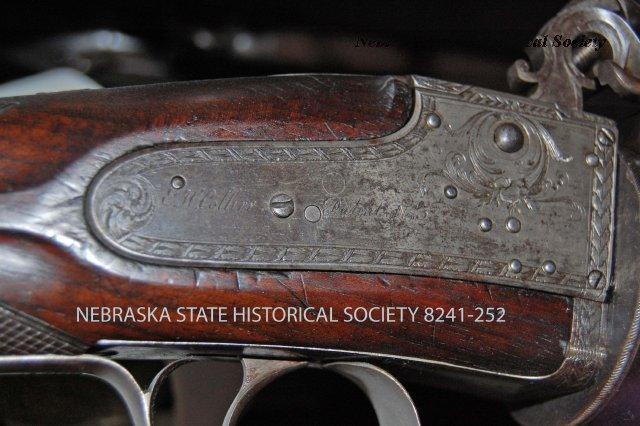 8241-252 - Fowler, Flintlock, Revolving, Elisha H  Collier
