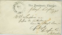 Image of Schuyler Colfax envelope