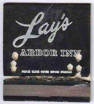 Image of 13373-179 - Matchbook; Lay's Arbor Inn, Omaha
