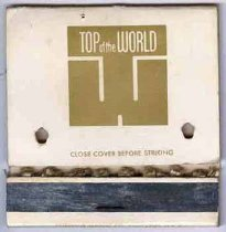 Image of 13373-18 - Matchbook; Top of the World, Omaha