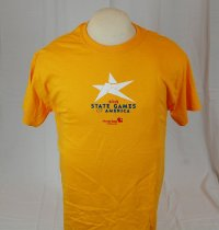 Image of 9618-190 - T-Shirt; State Games of America, 2015