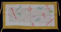 Image of 13352-103 - Banner; Nebraska Peace Ribbon, 1985, Rainbow Names